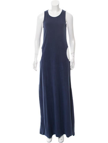 Lisa Perry Sleeveless Maxi Dress None