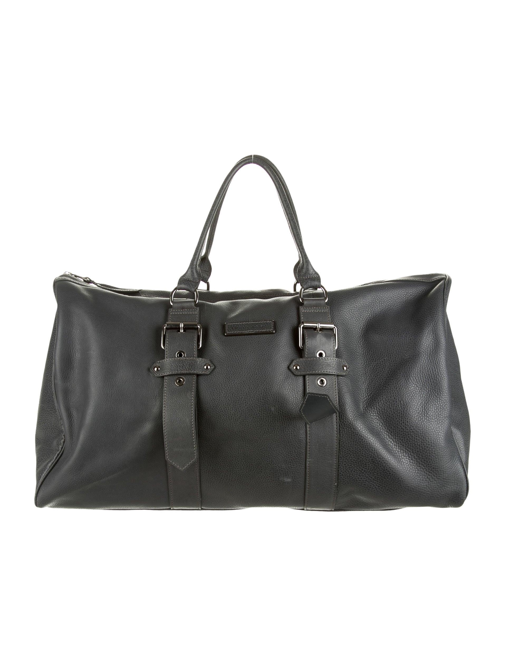 Longchamp Kate Moss x Longchamp Gloucester Weekender Bag ...