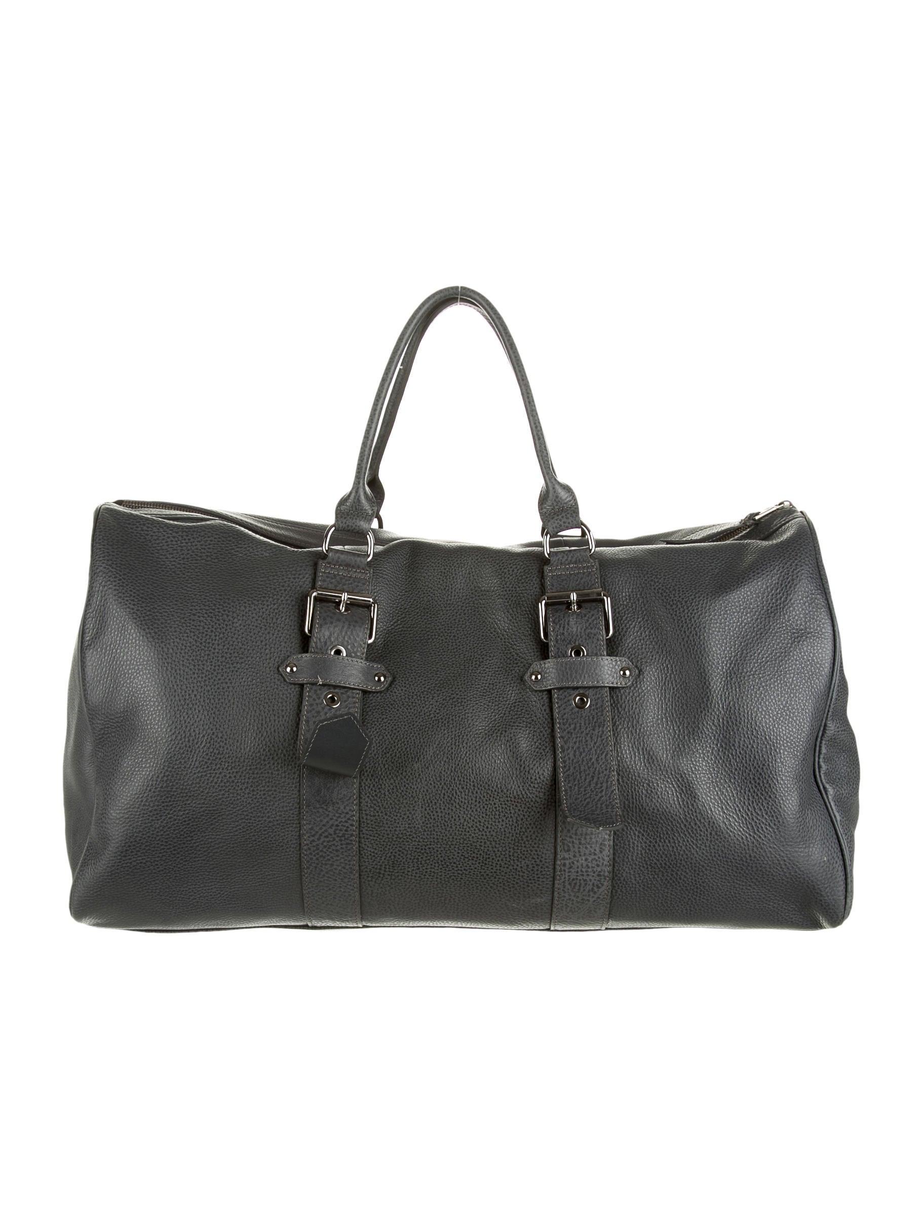 Kate Moss x Longchamp Gloucester Weekender Bag