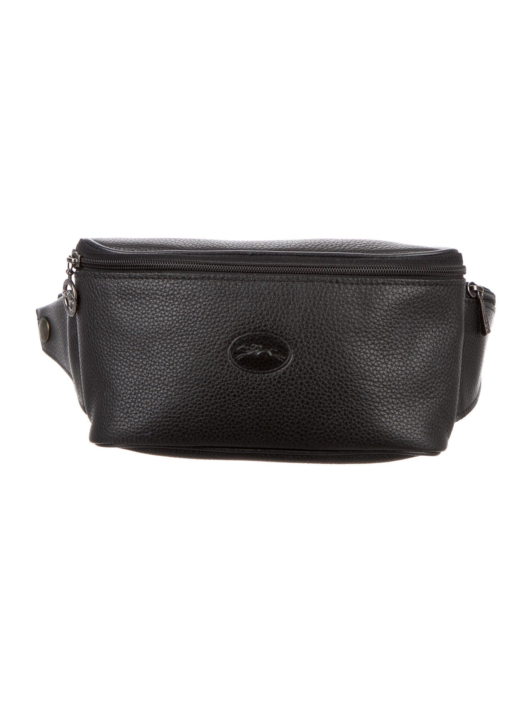 26c30f2967 Longchamp Le Foulonne Waist Belt Pouch - Handbags - WL820375