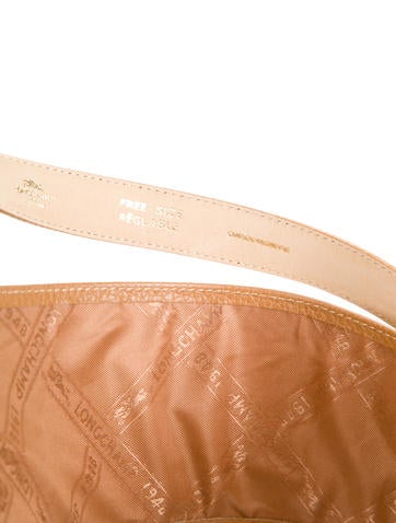 Leather Wide Belt