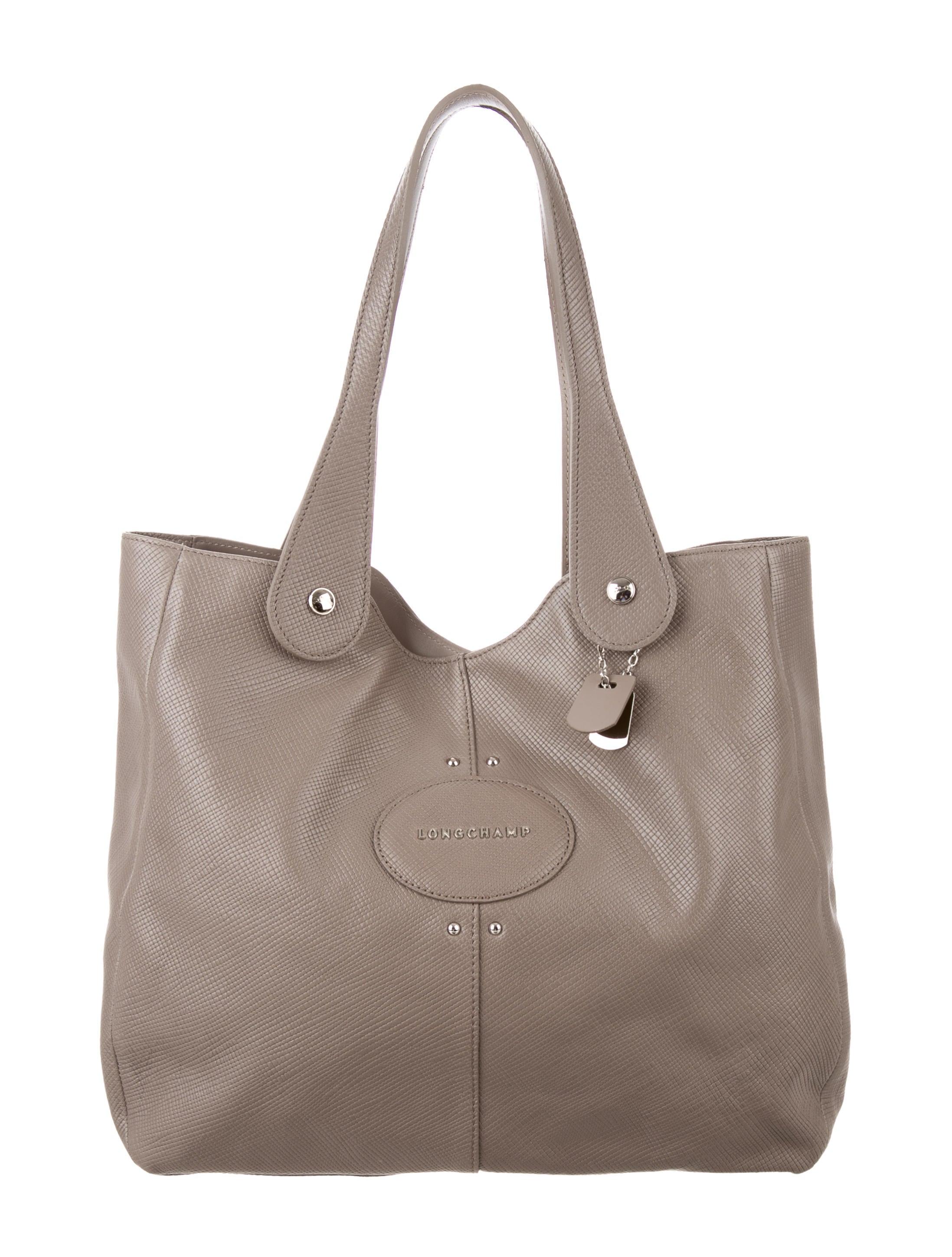 Longchamp Quadri Shopper Tote Handbags Wl820512 The Realreal Quadry Bag