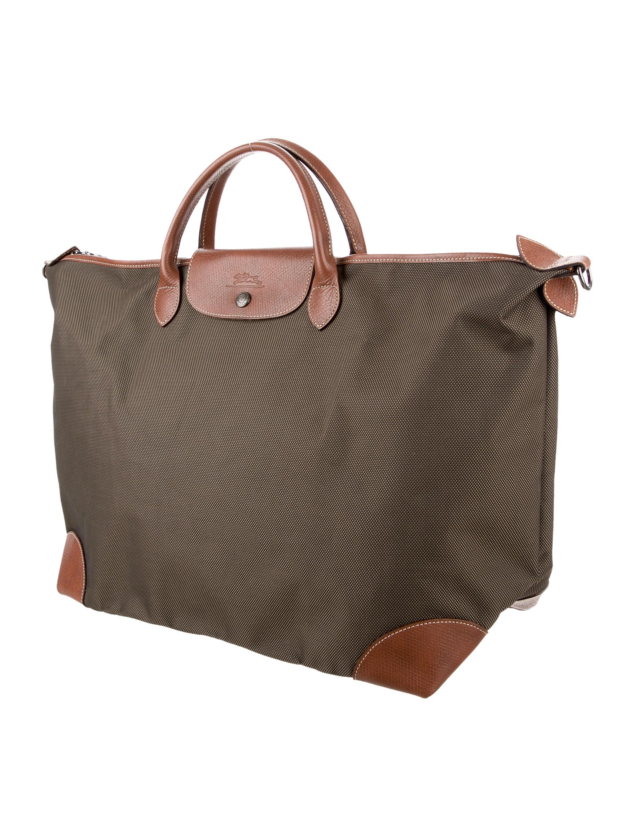 Longchamp Boxford Travel Bag France  5d0fa89ee6536