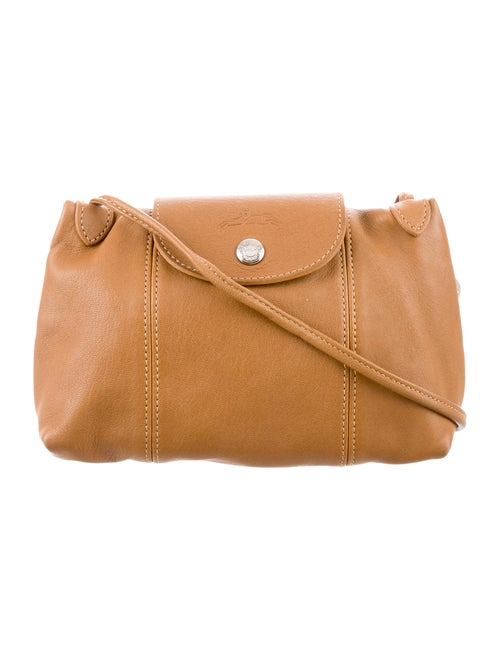 a1370be0b Longchamp Le Pliage Cuir Mini Crossbody Bag - Handbags - WL821036 ...