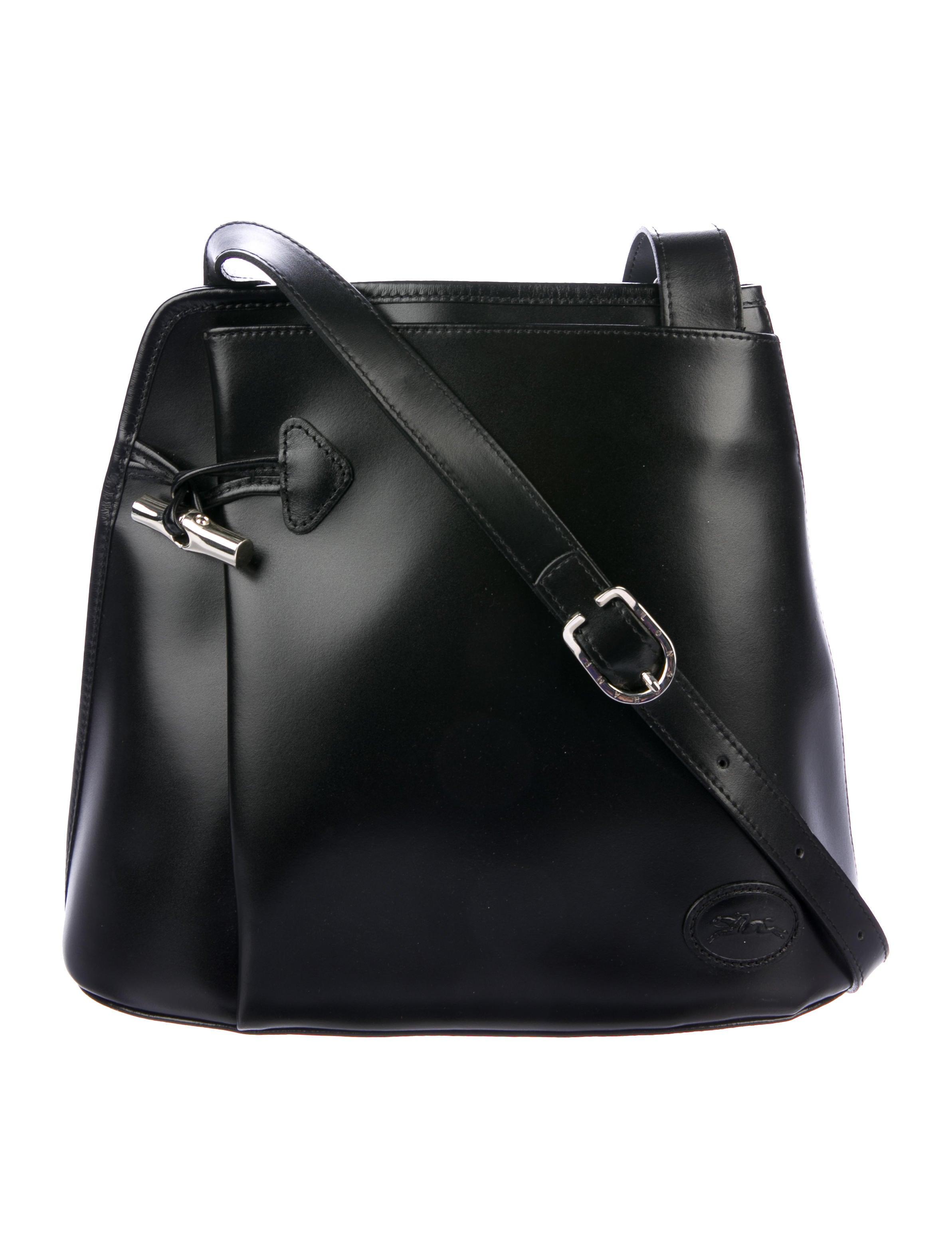 8084d29598e Longchamp Vintage Roseau Sling Bag - Handbags - WL821203 | The RealReal