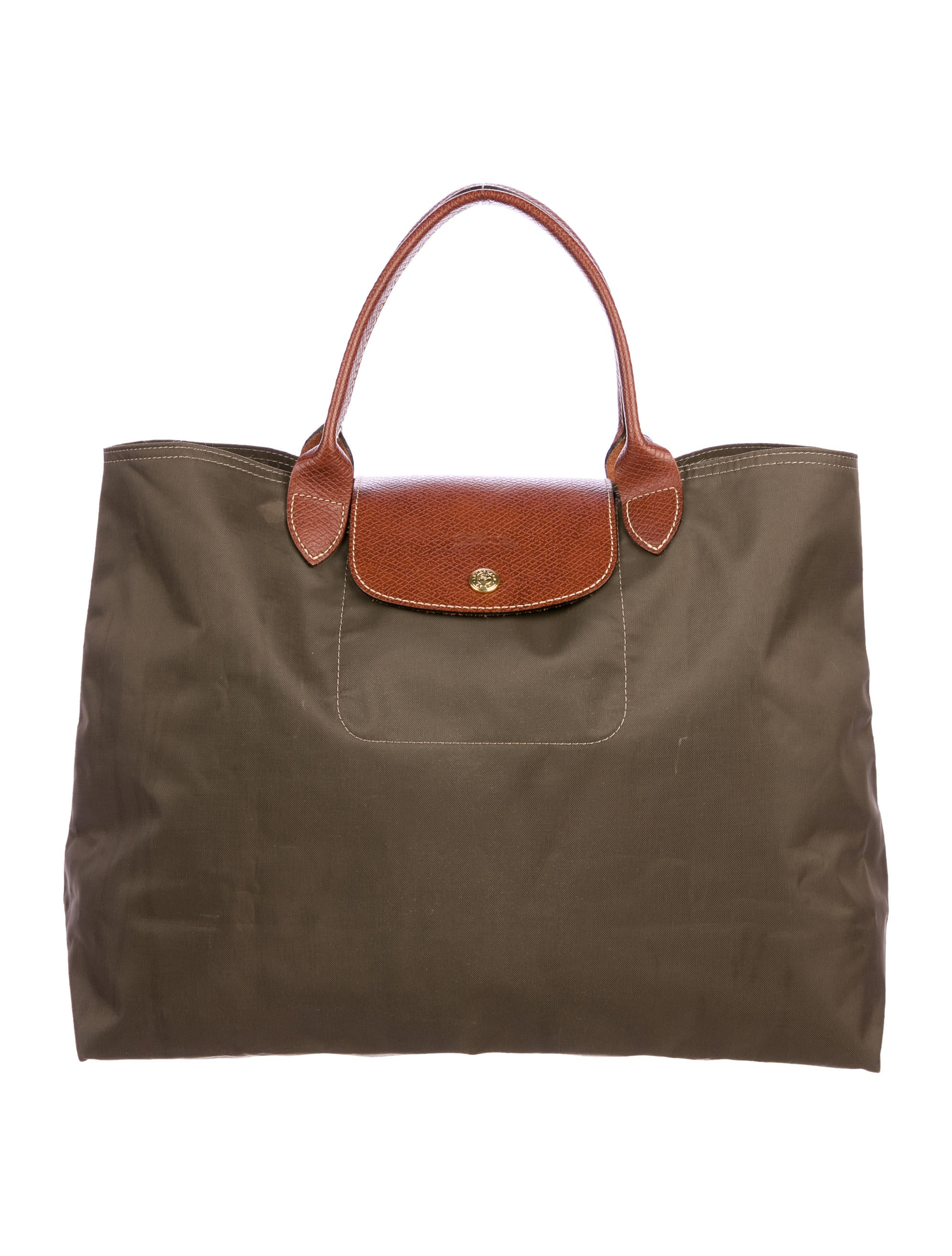 Longchamp Le Pliage Cabas Open Tote - Handbags - WL821348 | The ...