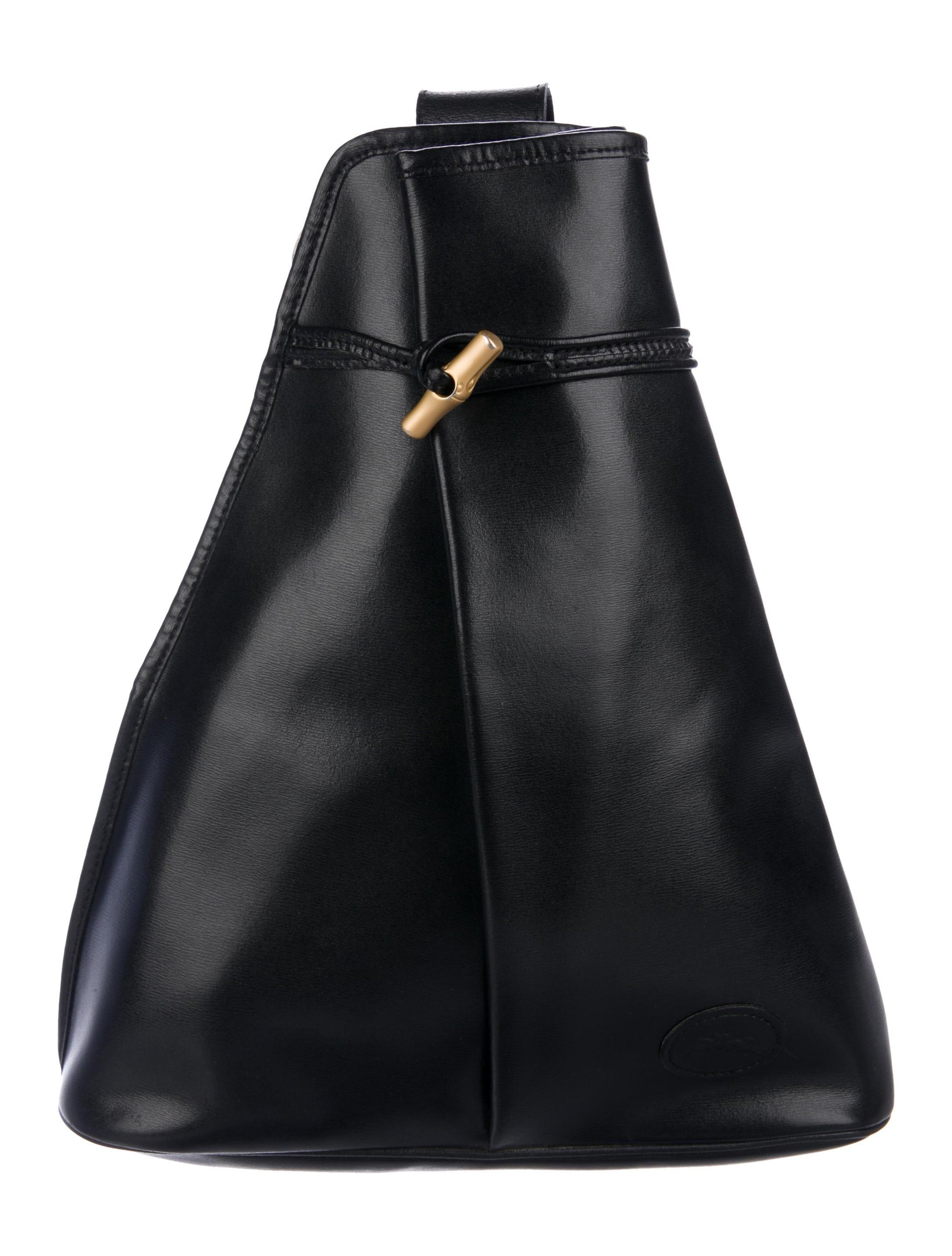 Longchamp Roseau Sling Bag - Handbags - WL821998   The RealReal