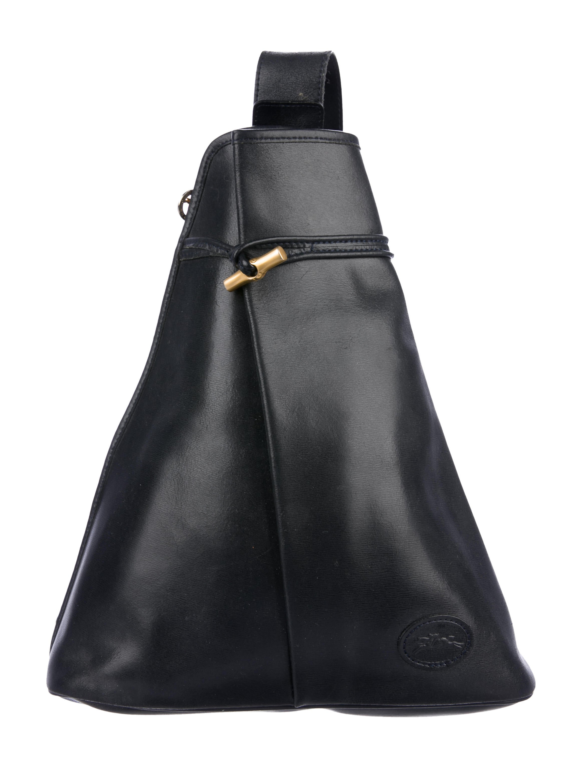 Longchamp Roseau Sling Bag - Handbags - WL822482   The RealReal