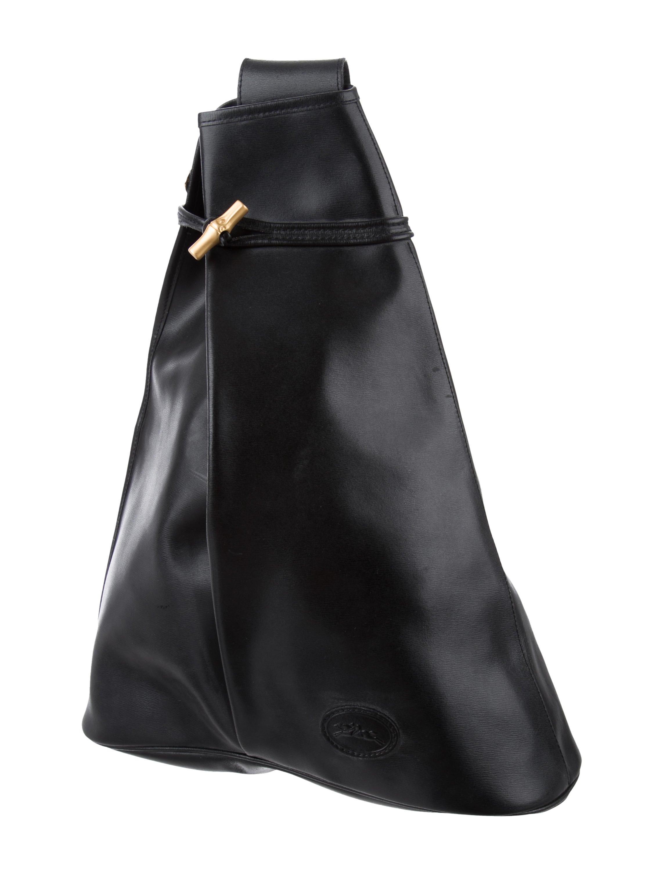 Longchamp Roseau Sling Bag - Handbags - WL822625   The RealReal