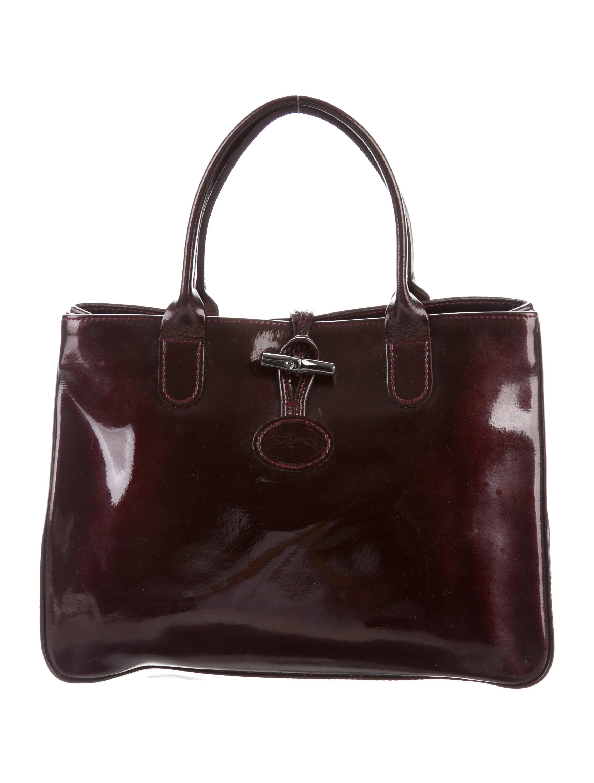 Longchamp Roseau Handle Bag - Handbags - WL822688  90db53a71becc