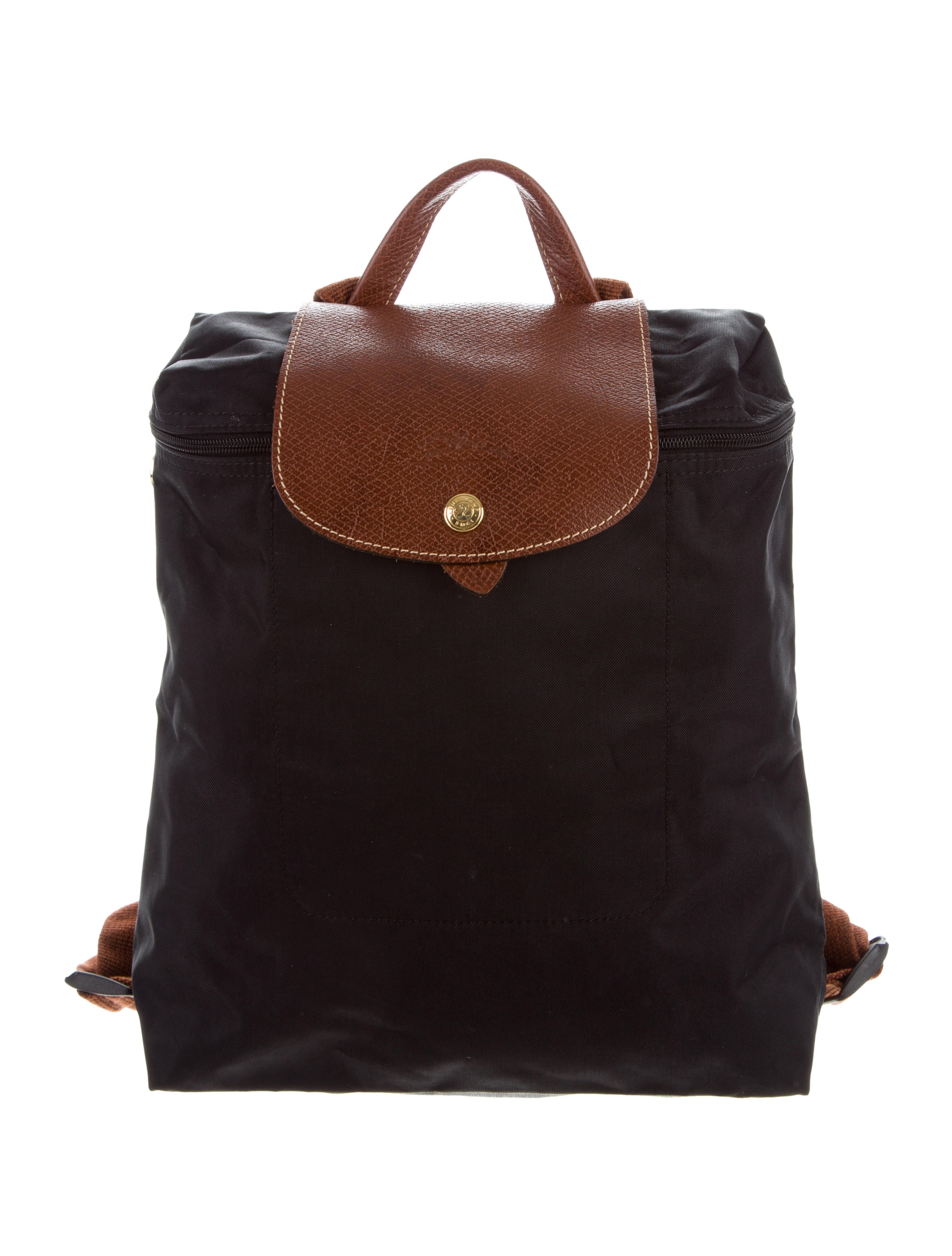 Small Tan Backpack Purse