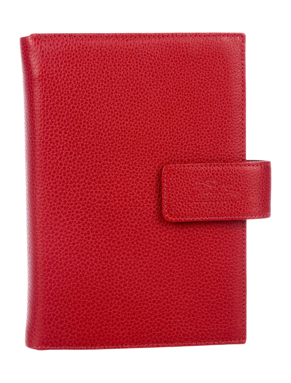 Longchamp Le Foulonné Agenda Cover - Decor & Accessories ...