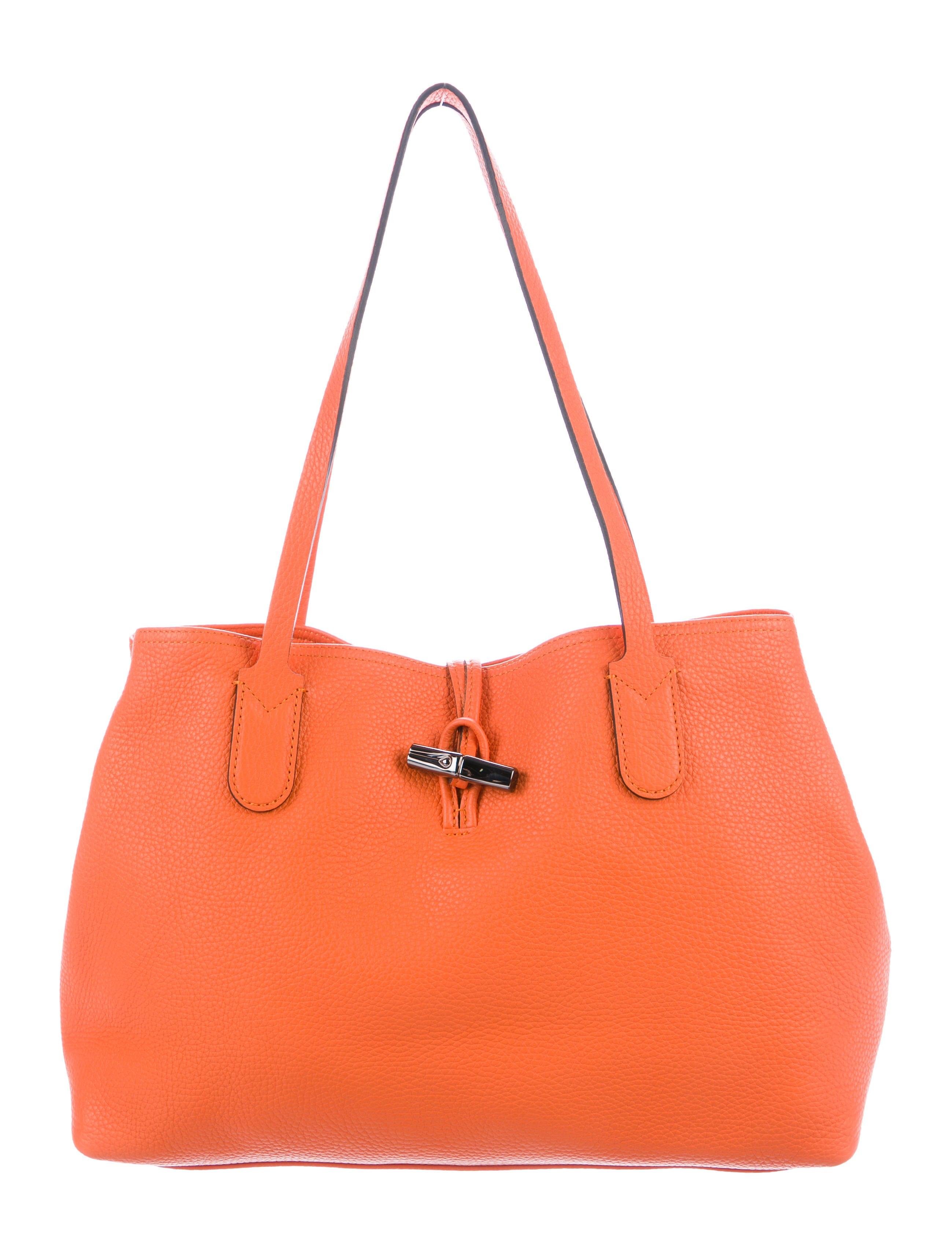 Longchamp 2019 Roseau Essential Tote Bag M - Handbags - WL826919 ...