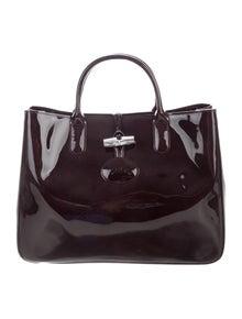 8eb74b3a557 Longchamp Handbags | The RealReal