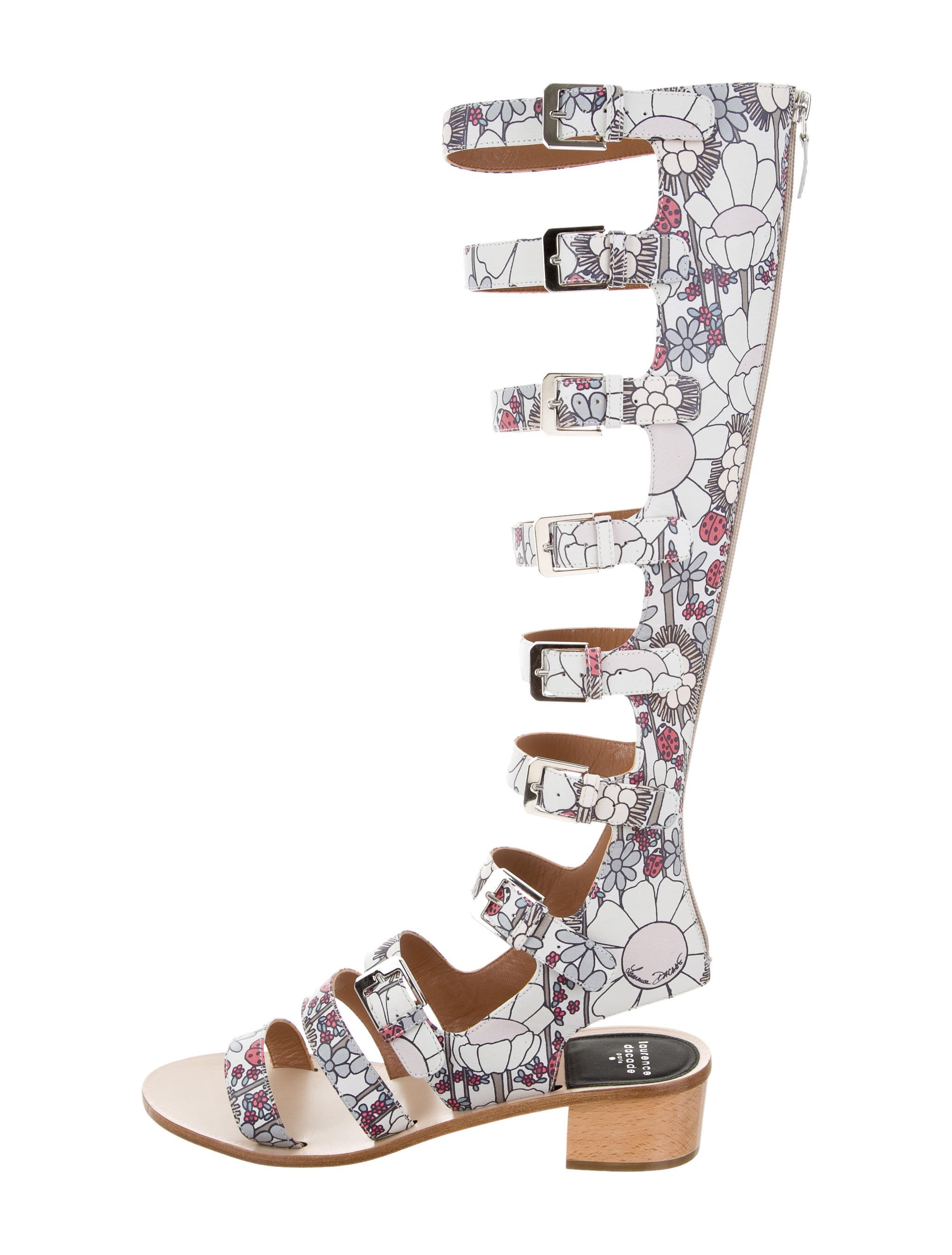 shop sale extremely Laurence Dacade Halle Gladiator Sandals w/ Tags cheap official site 9YRvxgR