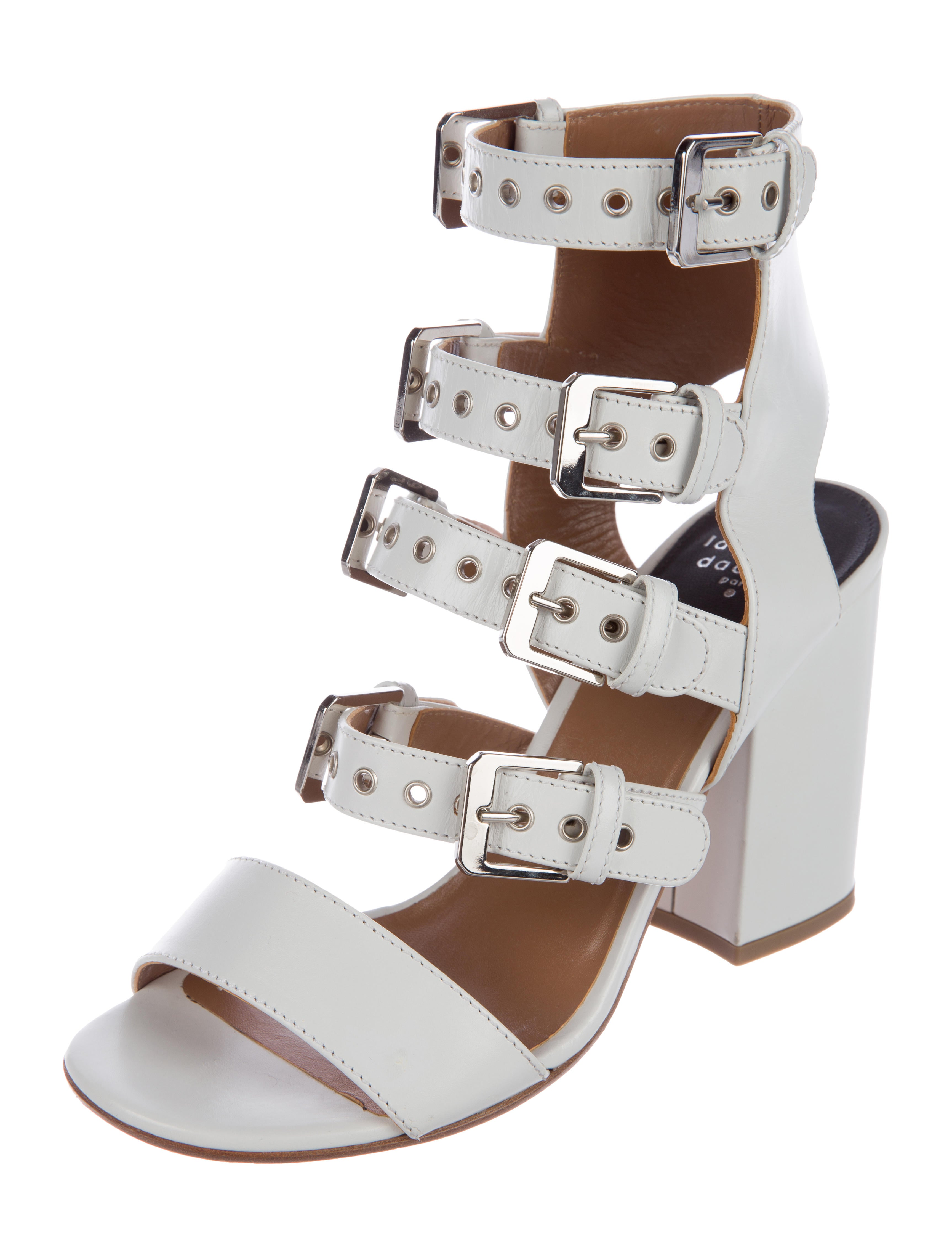 Laurence Dacade Leather Multistrap Sandals buy cheap websites extremely cheap price b56o2