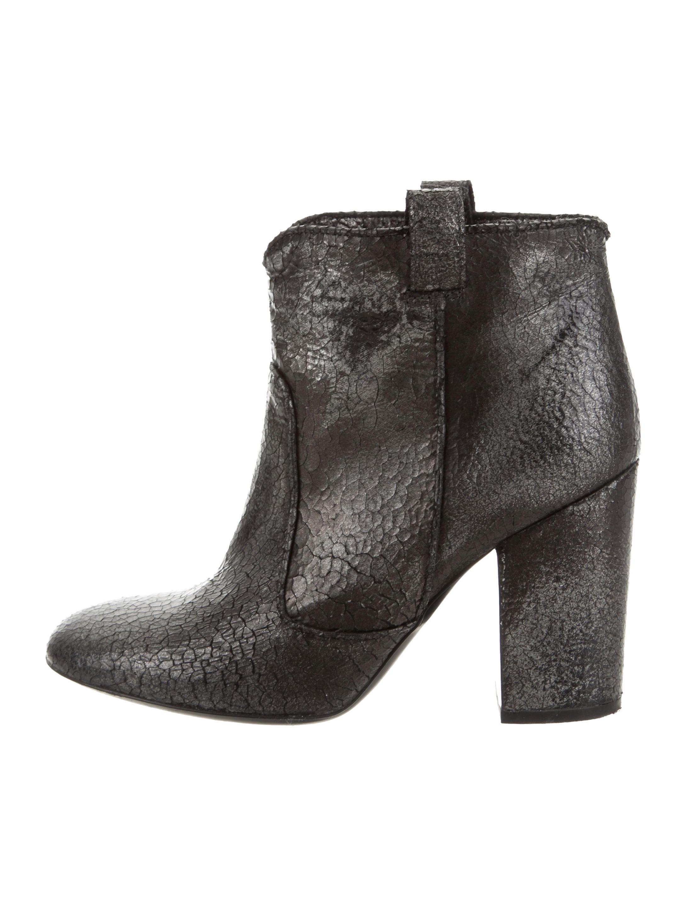 Laurence Dacade Metallic Ankle Boots buy cheap enjoy wHKYSe