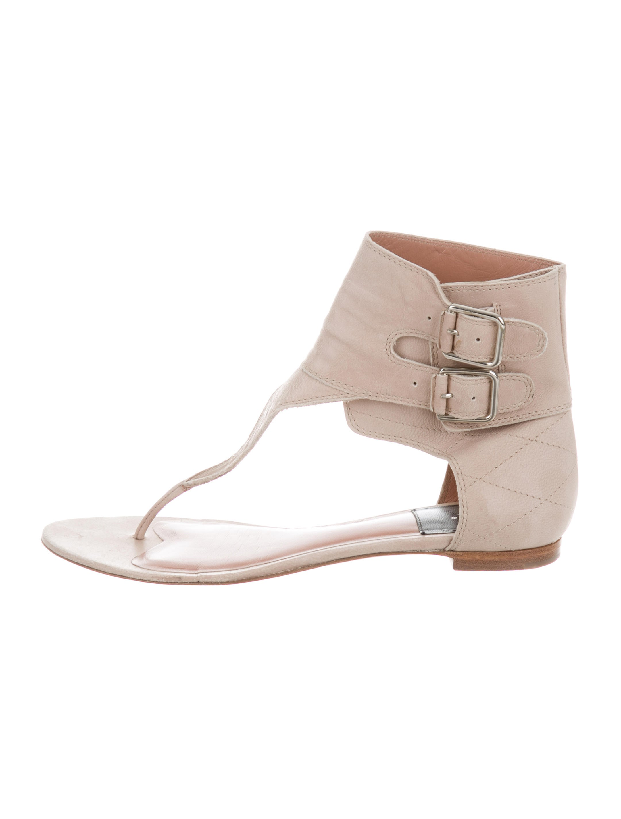 Laurence Dacade Leather Ankle-Strap Sandals buy cheap enjoy MYpTzt