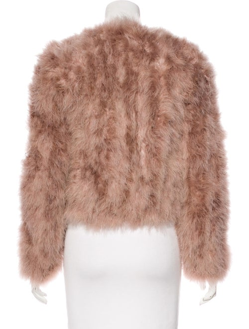 6e0273264ed LaMarque Collection Deora Feather Jacket w/ Tags - Clothing ...