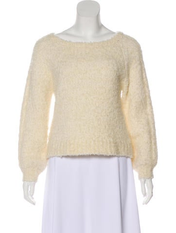 LaMarque Collection Wool Knit Sweater None