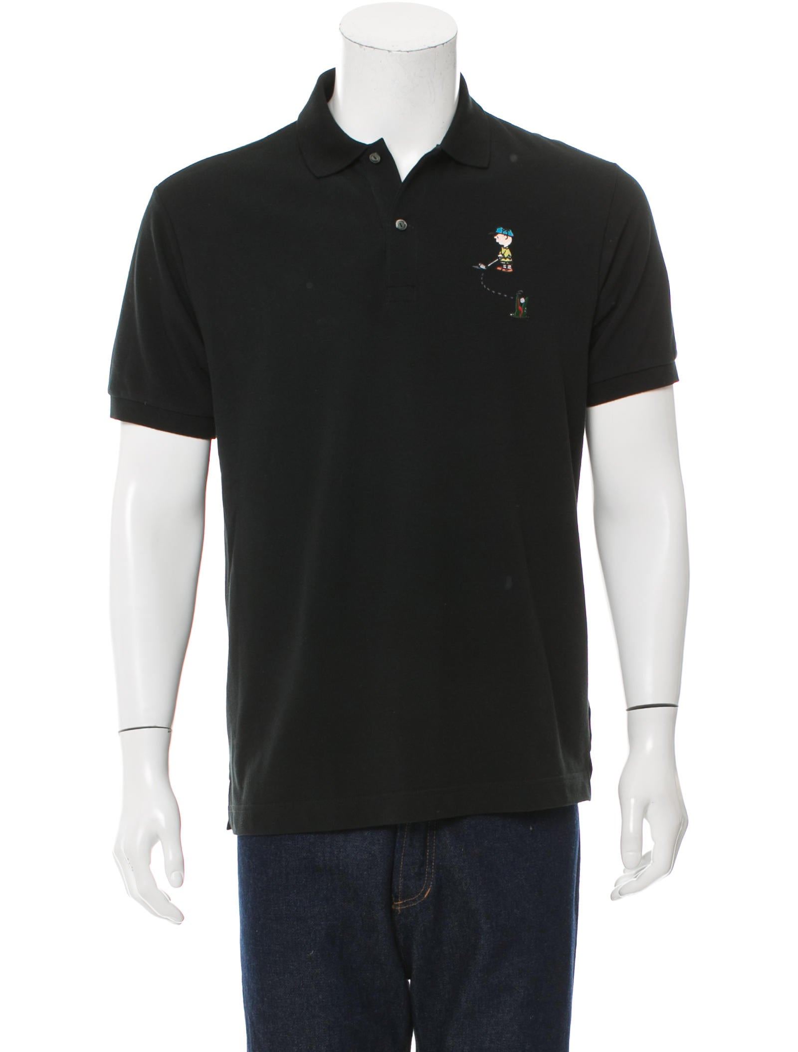 Lacoste embroidered polo shirt clothing wlcst20016 for Polo shirts with embroidery