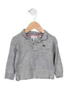 Lacoste Boys' Long Sleeve Polo Shirt
