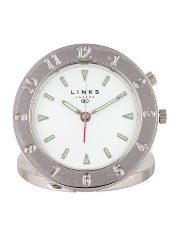 Links of London Travel Alarm Clock None