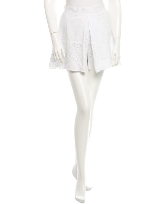 Lover Broderie Skort w/ Tags White