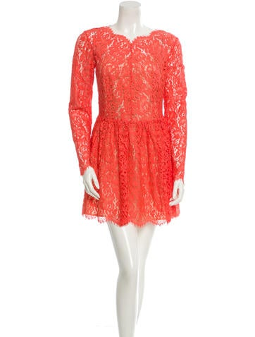 Lover Lace Mini Dress None