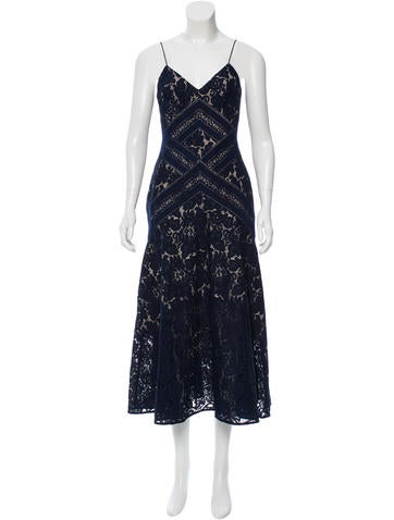 Lover Rapture Lace Dress None