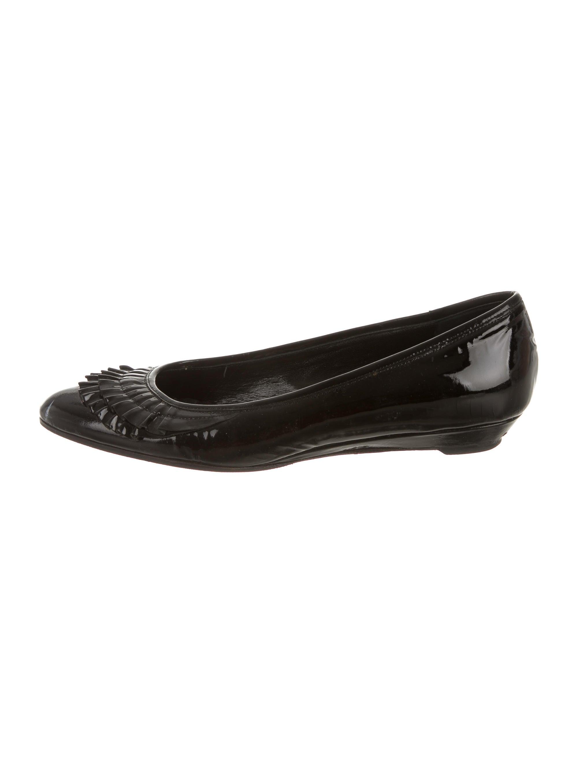 loeffler randall patent leather flats shoes wlf24295