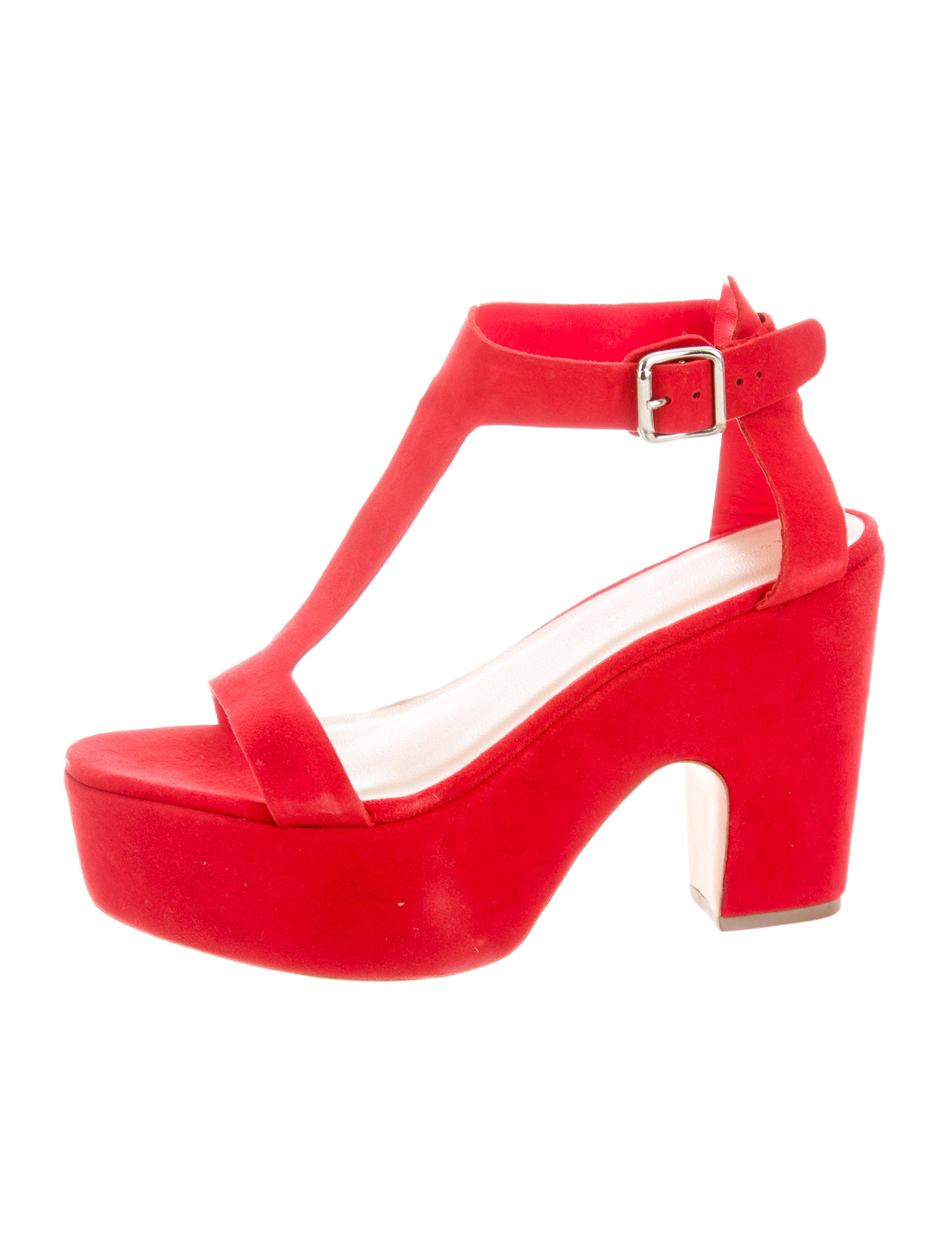 loeffler randall t platform sandals shoes