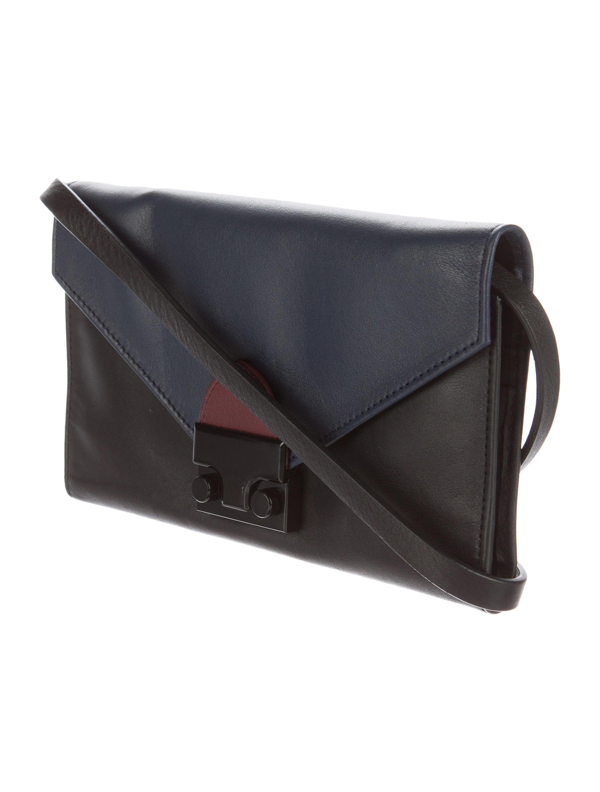 loeffler randall tricolor junior crossbody handbags