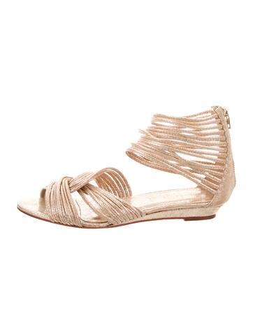 Loeffler Randall Multistrap Platform Sandals discount real clearance low price professional cheap online C1GYML