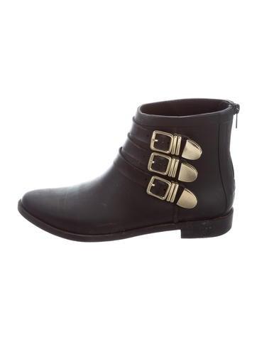loeffler randall buckle boots shoes wlf27079