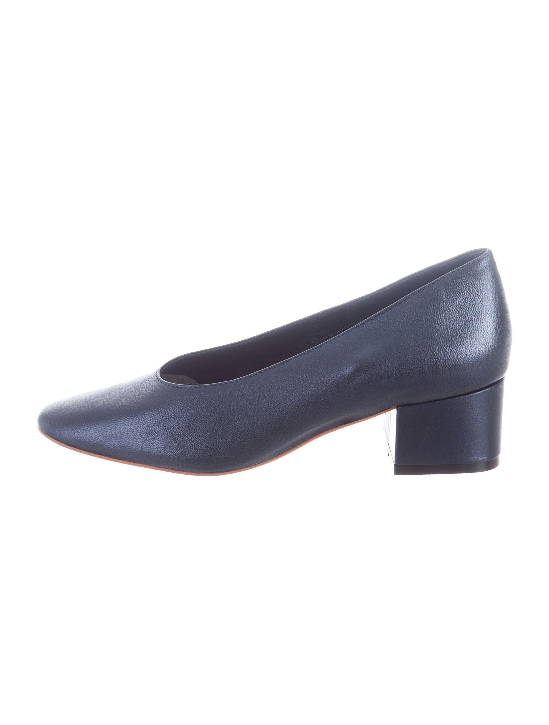 outlet store Loeffler Randall Eclipse Round-Toe Pumps w/ Tags excellent online cheap sale geniue stockist free shipping sale online comfortable cheap online l2hTrlU