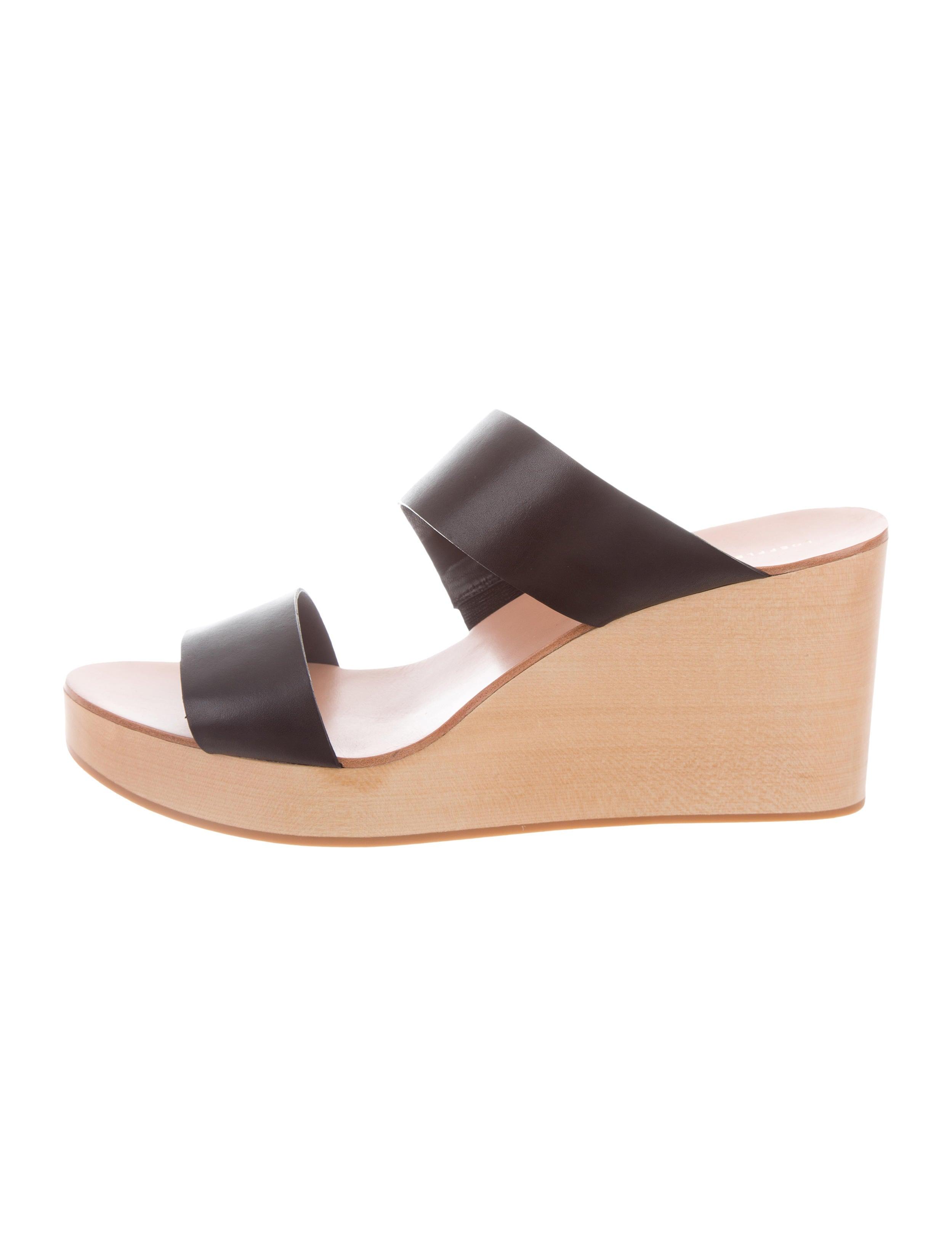 Loeffler Randall Mason Slide Sandals w/ Tags fashionable cheap price DClYZ9ar
