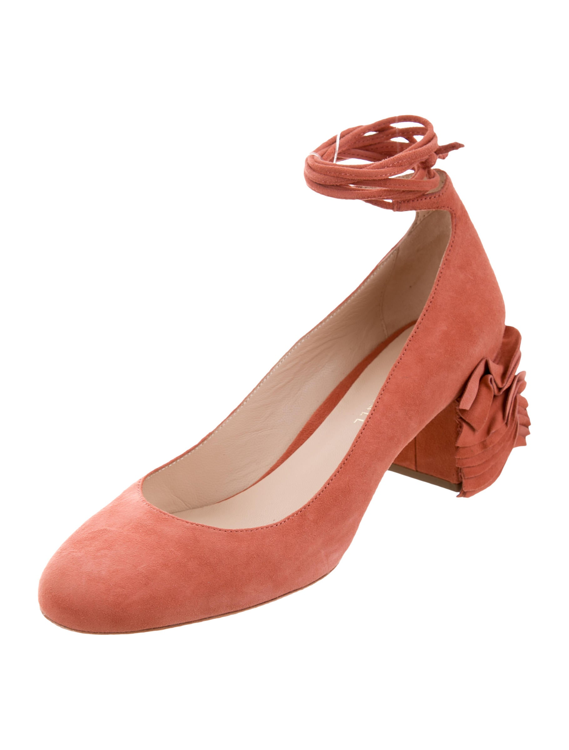 excellent for sale Loeffler Randall Ruffled Clea Pumps w/ Tags best seller for sale nicekicks online sale outlet locations outlet excellent zUlRnO8