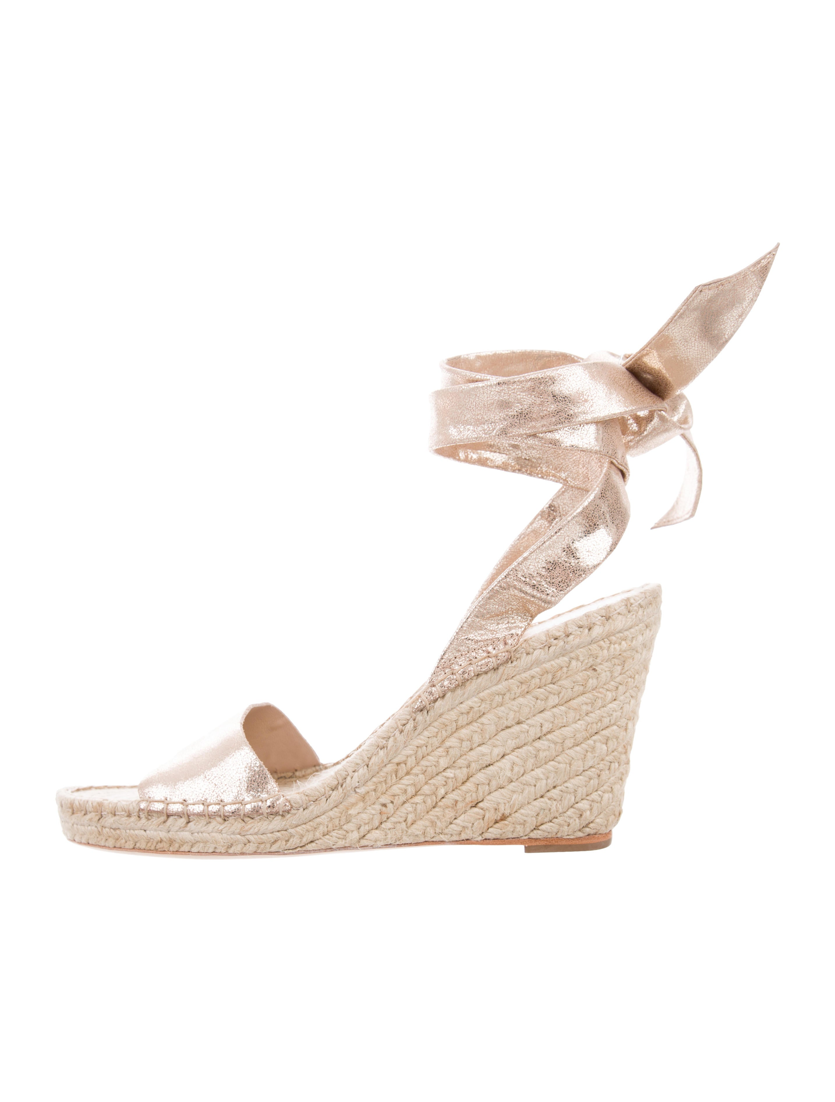 2014 new cheap price Loeffler Randall Harper Espadrille Wedges w/ Tags pay with visa cheap price buy cheap supply R95WHOZgnH