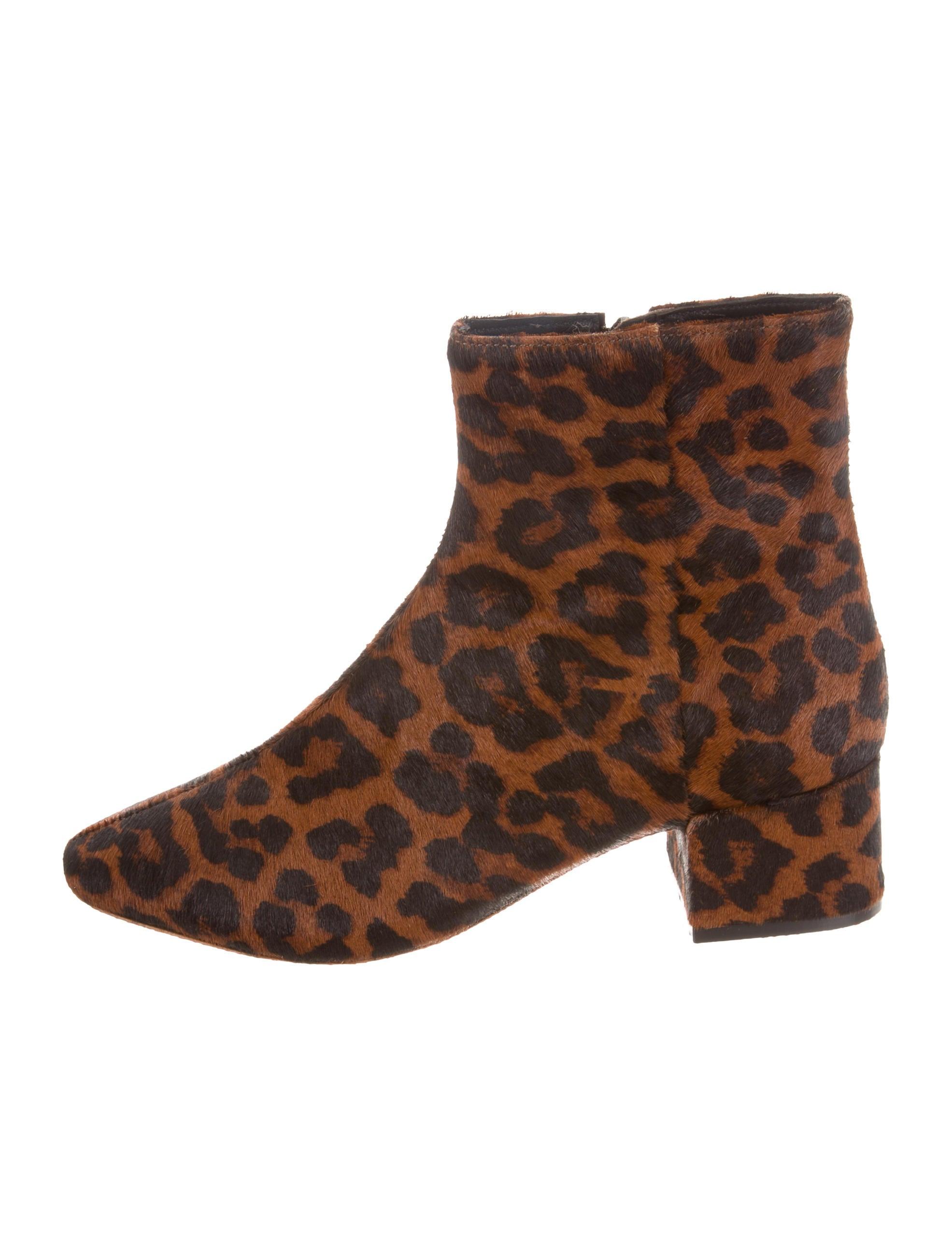 Loeffler Randall Burgundy Suede Ankle Boots dif7DwrnoI