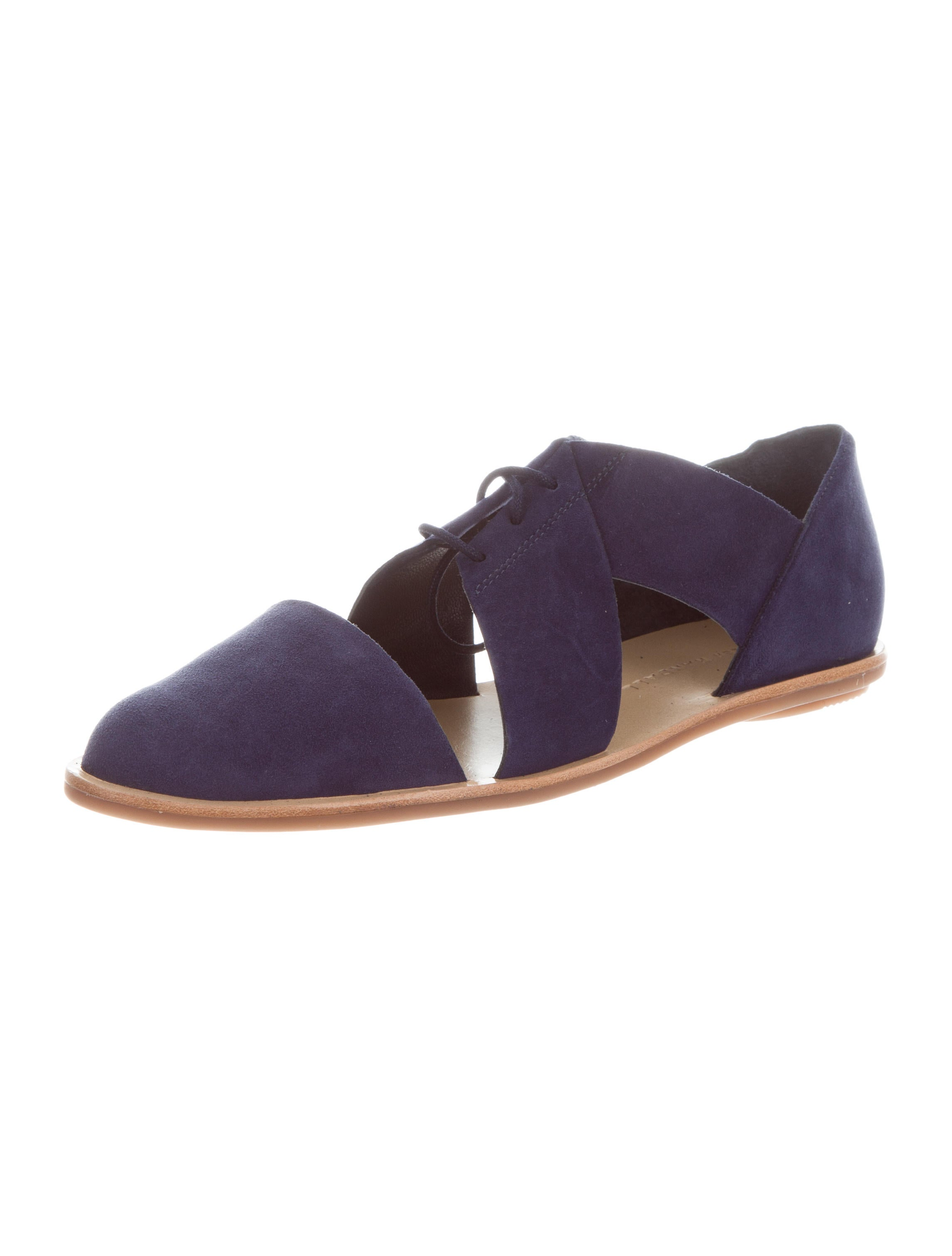 Loeffler Randall Willa Cutout Flats w/ Tags clearance online cheap real free shipping pick a best tumblr online the cheapest for sale sale with mastercard CvThSE