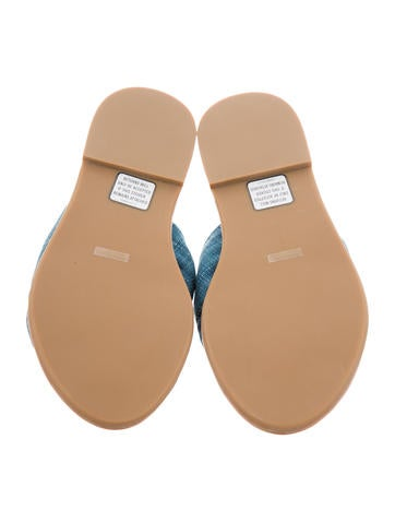 Lucia Slide Sandals w/ Tags