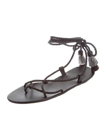 Loeffler Randall Bo Lace-Up Sandals w/ Tags amazon sale online cheap sale latest from china cheap price wholesale online discount recommend iHHcXMFI9