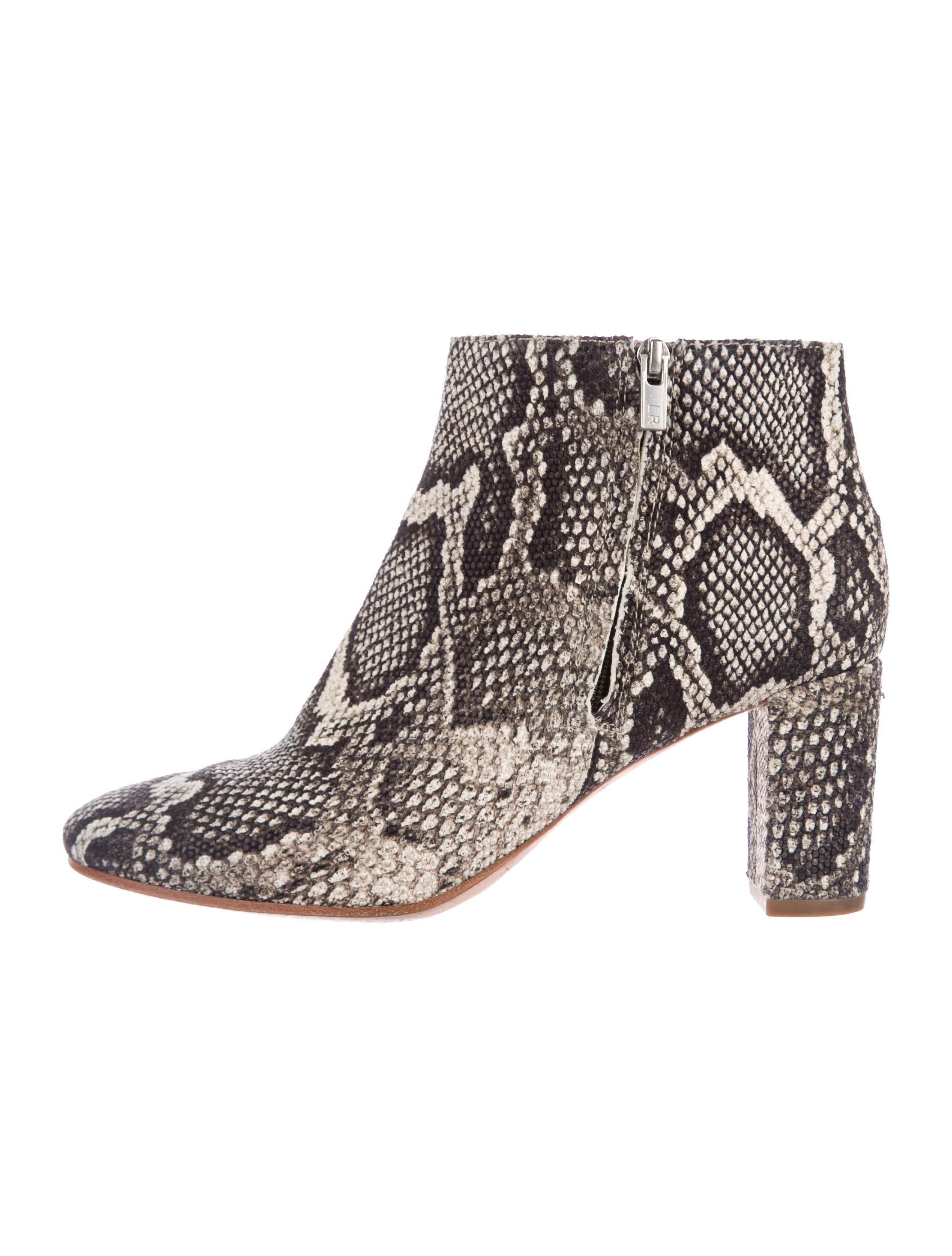 Loeffler Randall Embossed Ankle Boots real online clearance the cheapest extremely for sale clearance low shipping RSfs3Ts
