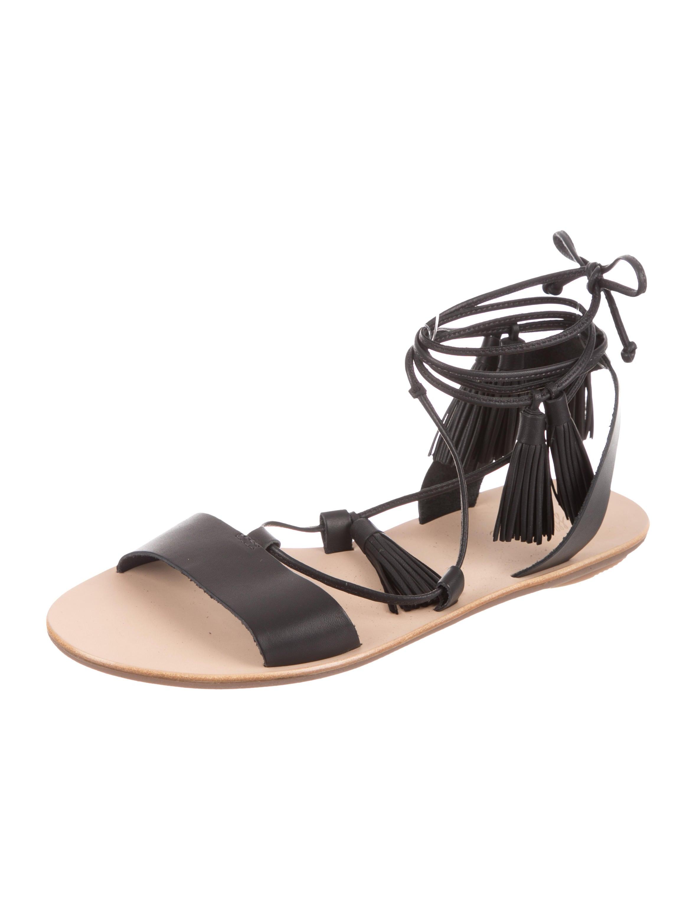 Loeffler Randall Saffron Wrap-Around Sandals w/ Tags visit online outlet professional clearance pick a best wY9qiz9C