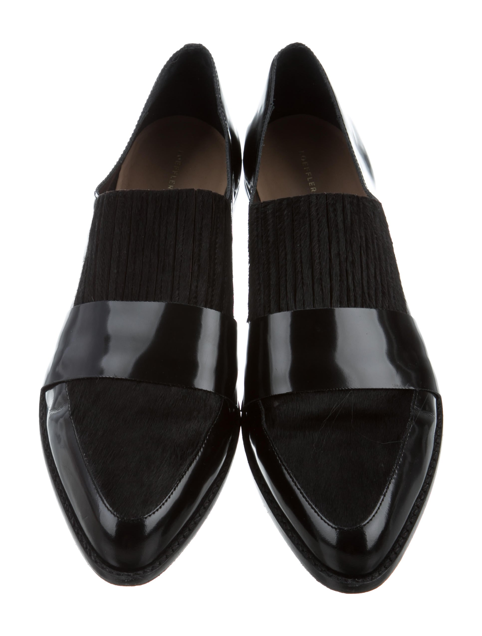 outlet shop for Loeffler Randall Rosa Ponyhair Loafers discount shop Iyv8hmOJhC