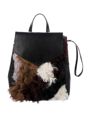 0d3d541619a Nylon Strap Backpack.  175.00 · Loeffler Randall