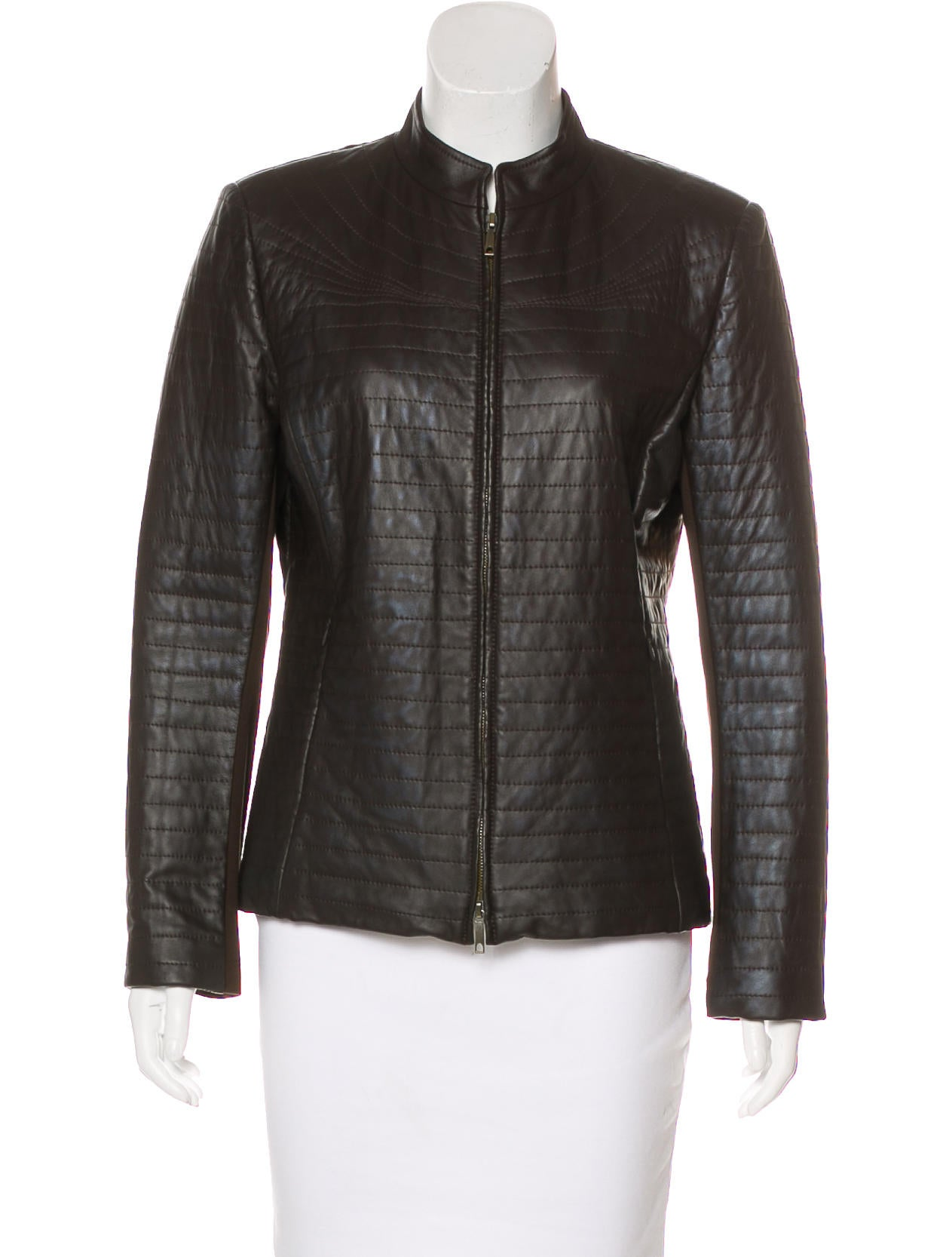 Shop for casual leather riding jackets at the Harley-Davidson Online Store. From distressed to sleek, find the best leather motorcycle jacket for your style. Free Shipping with $50 purchase. Get free standard shipping to your front door or almost anywhere when you make a $50 minimum purchase.