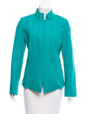 Lightweight Structured Jacket w/ Tags
