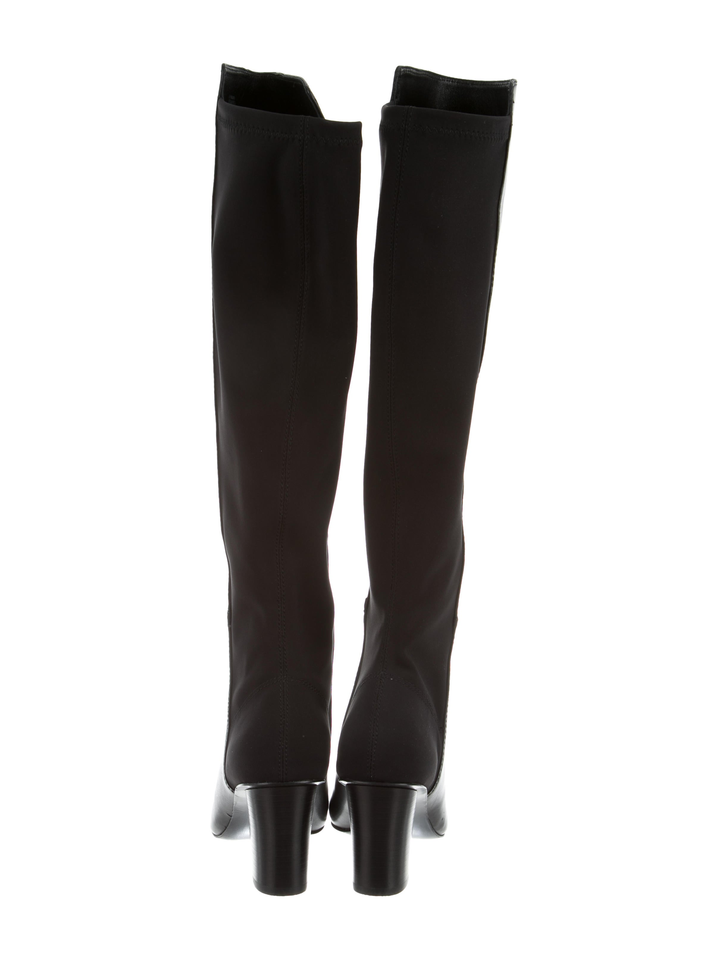 Lafayette 148 Sanjaya Knee-High Boots w/ Tags outlet under $60 free shipping recommend qR5Fe